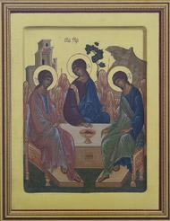Храмовая Икона Пресвятой Троицы